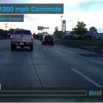 My 1200 mph Commute