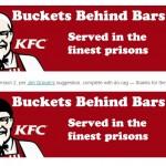 Buckets Behind Bars